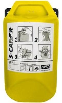 MSA S-Cap Vluchtmasker