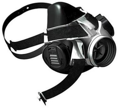 MSA 410 Halfgelaatsmasker - s