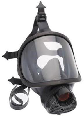 Spasciani TR 82 neopreen volgelaatsmasker