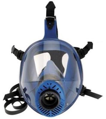 Spasciani TR2002 CL2 Volgelaatsmasker