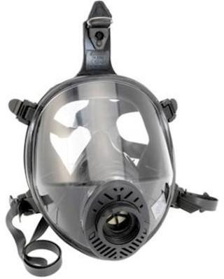Spasciani TR2002 CL3 Volgelaatsmasker