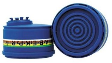 Spasciani 2040 combinatiefilter A1B1E1K1-P3 R