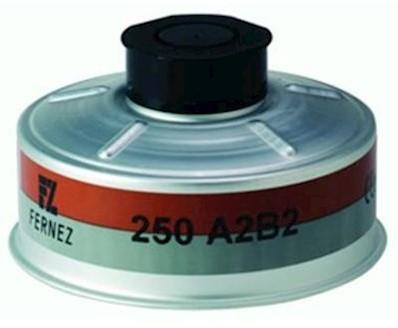 Honeywell gas- en dampfilter A2B2