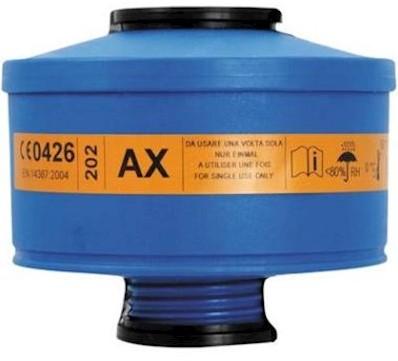 Spasciani 201 Gasfilter AX