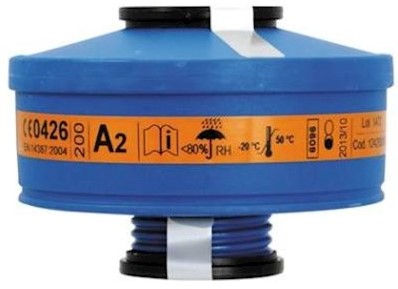 Spasciani 201 Gasfilter A2