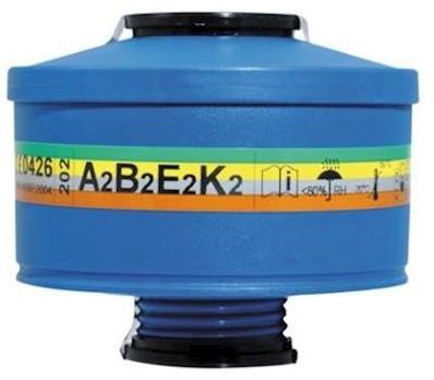 Spasciani 202 Gasfilter A2B2E2K2