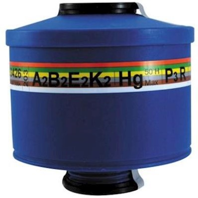 Spasciani 203 Filter A2B2E2K2Hg-P3
