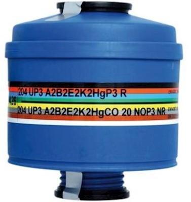 Spasciani 204 Filter A2B2E2K2CONOHg-P3