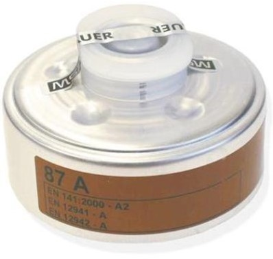 MSA 90 gas- en dampfilter A2