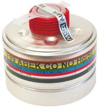 MSA 93 Filter A1B2E2K1CONOHgP3