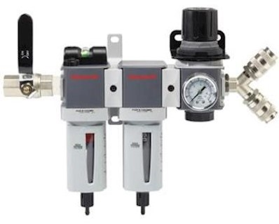 Honeywell Clearflow 3 Wall-mounted persluchtsysteem