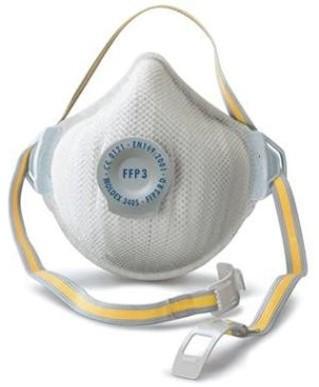 Moldex 3405 Stofmasker FFP3