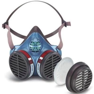 Moldex 5174 Halfgelaatsmasker A1-P2