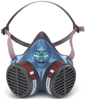 Moldex 5504 Halfgelaatsmasker A2