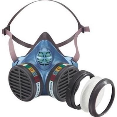 Moldex 5984 Halfgelaatsmasker A1B1E1K1-P3
