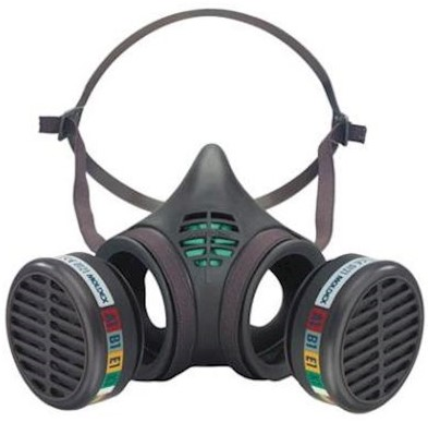Moldex 8003 halfgelaatsmasker