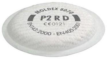 Moldex 8070 Stoffilter P2