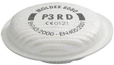 Moldex 8080 Stoffilter P3