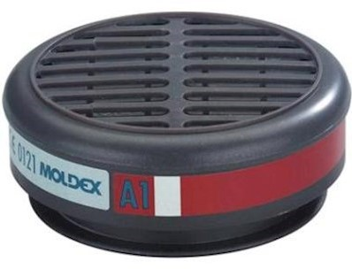 Moldex 8100 filters A1