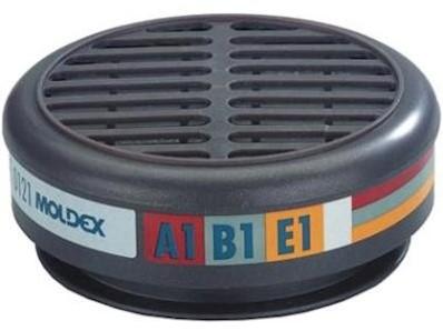 Moldex 820001 gas- en dampfilter A1B1E1