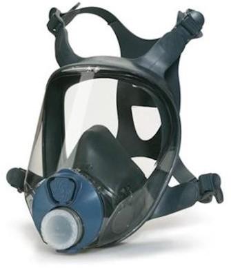 Moldex 900601 volgelaatsmasker met schroefdraadaansluiting
