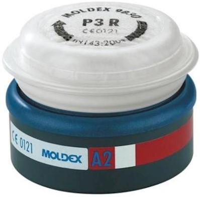 Moldex 9230 Filters A2-P3