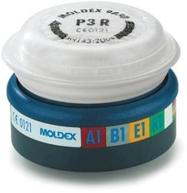 Moldex 9430 Filters A1B1E1K1-P3