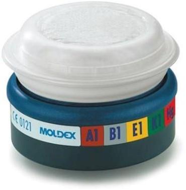 Moldex 9730 Filter A1B1E1K1Hg-P3