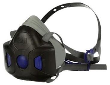3M Secure Click HF-801SD halfgelaatsmasker