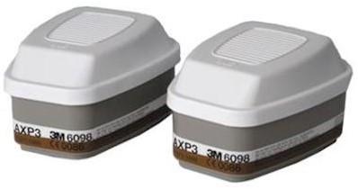 3M 6098 combinatiefilter AX-P3 NR