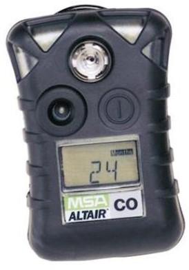 MSA ALTAIR CO 25/100 ppm gasdetector